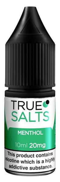 Menthol Nicotine Salt by True Salts