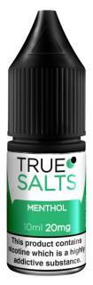 True Salts Menthol Nicotine Salt