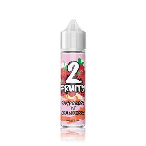 Raspberry N Cranberry Shortfill by 2 Fruity
