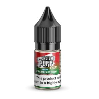 Moreish Puff Strawberry & Kiwi Chilled Nicotine Salt