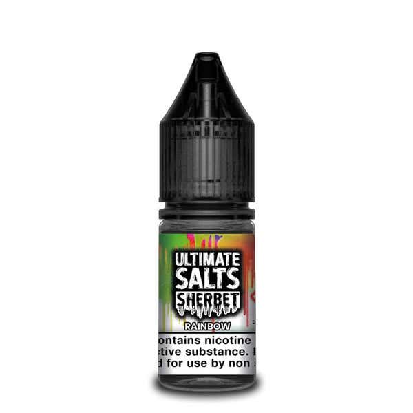 Sherbet Rainbow Nicotine Salt by Ultimate Puff