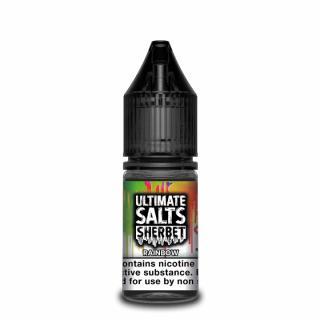 Ultimate Puff Sherbet Rainbow Nicotine Salt