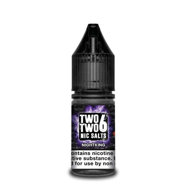 Night King Nicotine Salt by Two Two 6