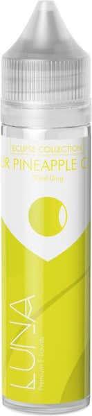 Sour Pineapple Cubes Shortfill by Luna E Liquids