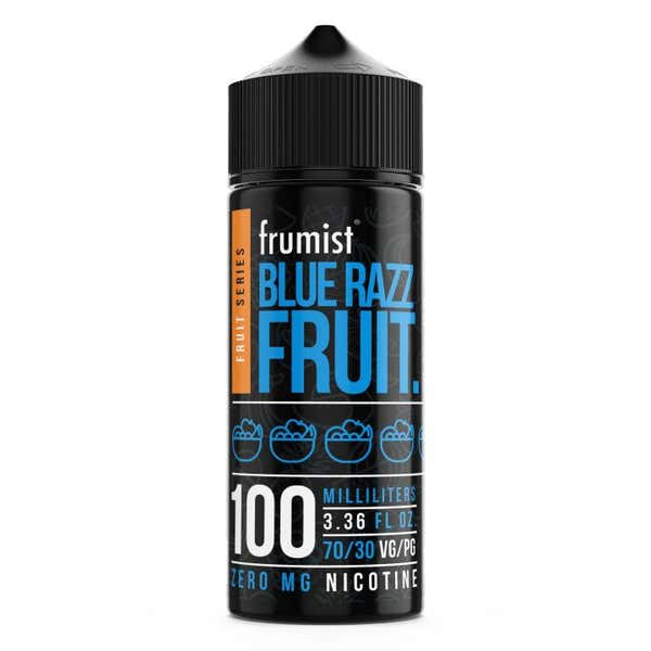 Blue Razz Fruit Shortfill by Frumist