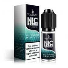 Millionaires Menthol Nicotine Salt by Vapouriz