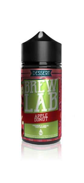 Apple Donut Shortfill by Brew Lab