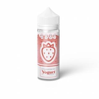 Yogurt Pot Strawberry Shortfill