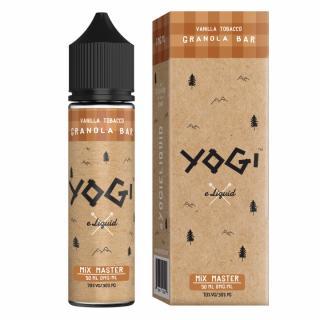 YOGI Vanilla Tobacco Granola Bar Shortfill