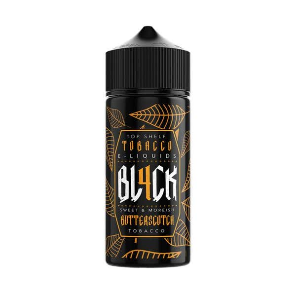 Butterscotch Tobacco Shortfill by BL4CK