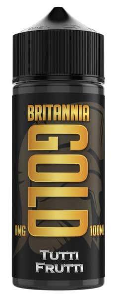 Tutti Frutti Shortfill by Britannia Gold