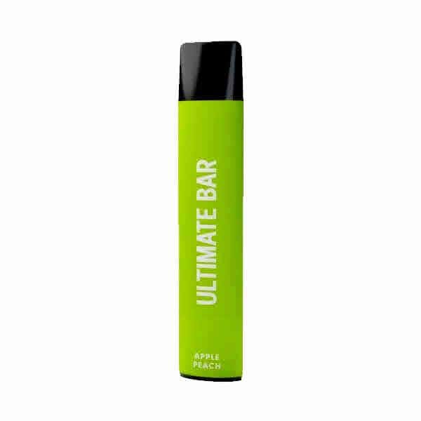 Apple Peach Disposable by Ultimate Bar