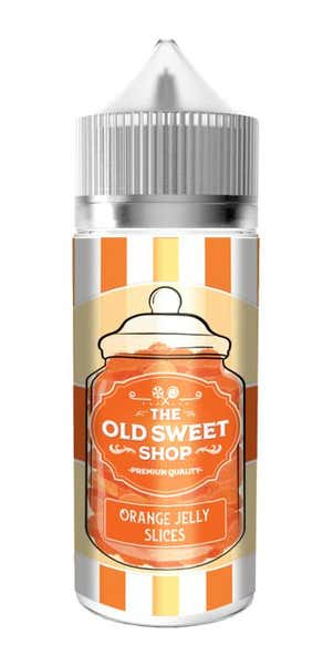 Orange Jelly Slices Shortfill by The Old Sweet Shop