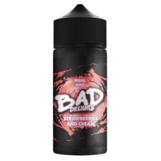BAD Juice Strawberries And Cream Shortfill