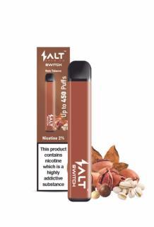 Salt Switch Nuts Tobacco Disposable Vape
