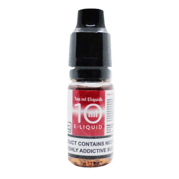 Cola Regular 10ml by 10ml by P&S