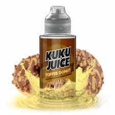 Toffee Donut Shortfill by Kuku