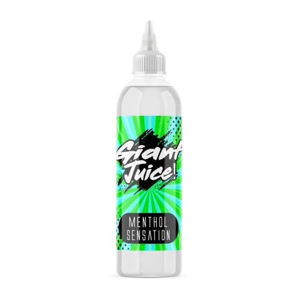 Menthol Sensation Shortfill by Giant Juice