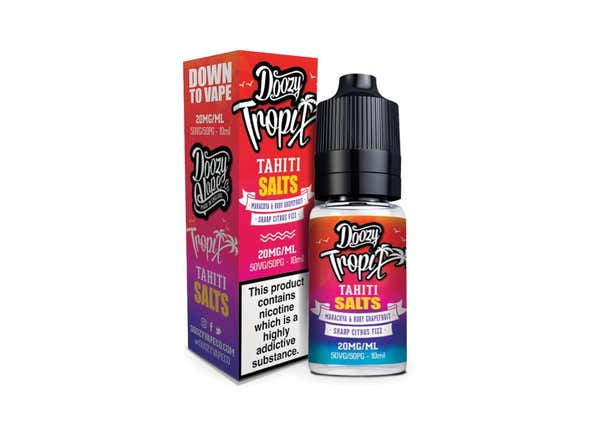 Tahiti Nicotine Salt by Doozy Vape Co