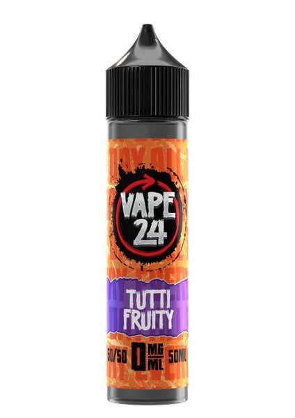 Tutti Fruiti Shortfill by Vape 24