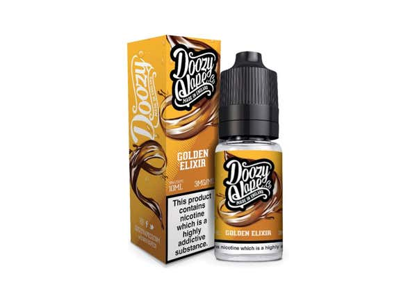 Golden Elixir Regular 10ml by Doozy Vape Co