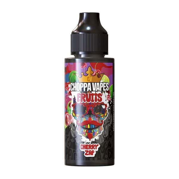 Cherry Zap Shortfill by Choppa Vapes
