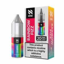 Rainbow Fizz Nicotine Salt by N ONE