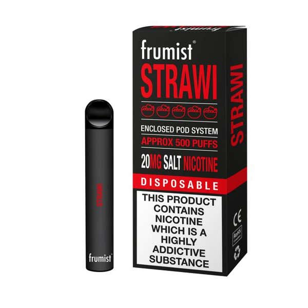 Strawi Disposable by Frumist