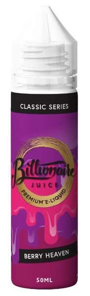 Berry Heaven Shortfill by Billionaire Juice