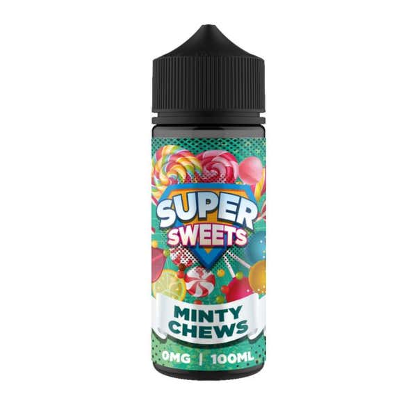 Minty Chews Shortfill by Super Sweets