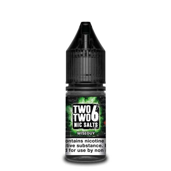 Wise Guy Nicotine Salt by Two Two 6
