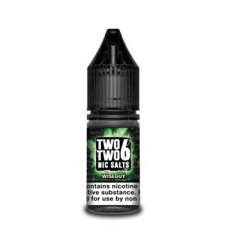 Two Two 6 Wise Guy Nicotine Salt