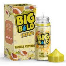Vanilla Custard Shortfill by Big Bold