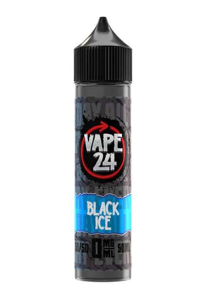 Black Ice Shortfill by Vape 24