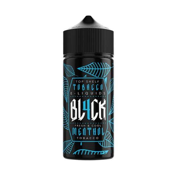 Menthol Tobacco Shortfill by BL4CK
