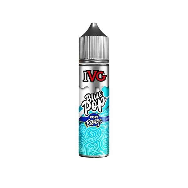 Blue Lollipop Shortfill by IVG