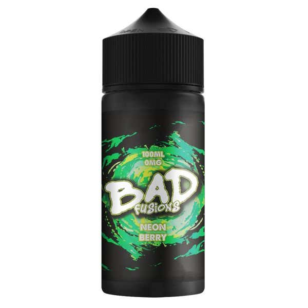Neon Berry Shortfill by BAD Juice