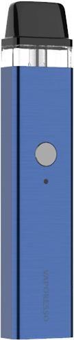 BlueStainless Steel XROS Vape Device by Vaporesso