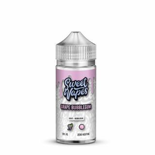 Sweet Vapes Grape Bubblegum Shortfill