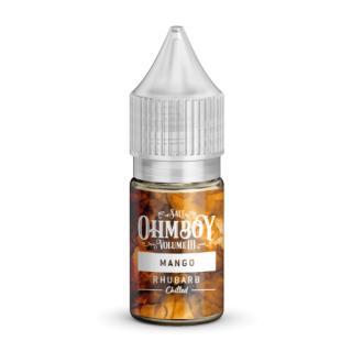 Ohm Boy Mango & Rhubarb Chilled Nicotine Salt