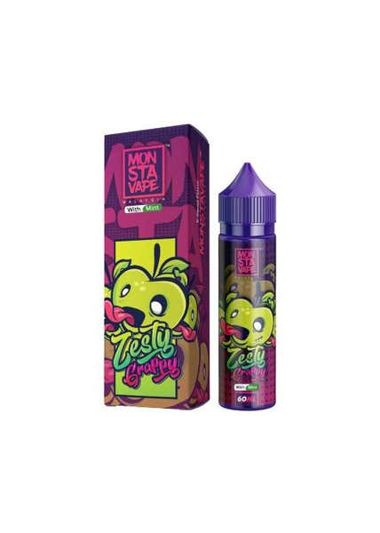 Zesty Grappy Mint Shortfill by Monsta Vape