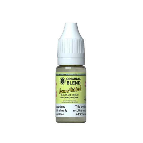 Banana Custard Regular 10ml by TMB Notes