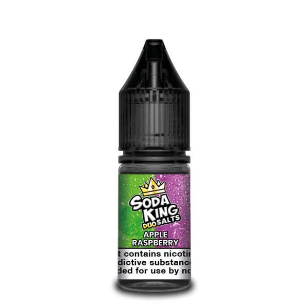 Duo Apple And Raspberry Nicotine Salt by Soda King