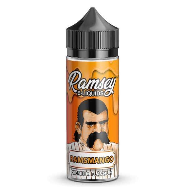 Ramsmango Shortfill by Ramsey E-Liquids