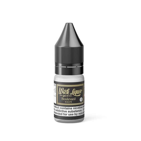 Boulevard Nicotine Salt by Wick Liquor