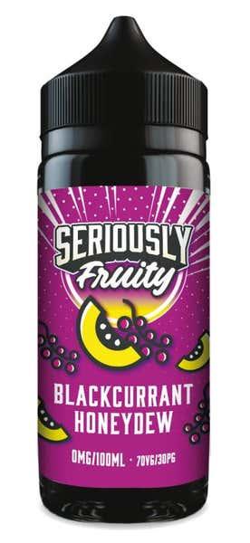 Blackcurrant Honeydew Shortfill by Seriously Fruity