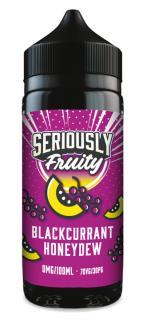 Seriously Created By Doozy Blackcurrant Honeydew Shortfill