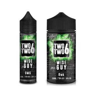 Two Two 6 Wise Guy Shortfill