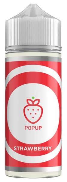 Strawberry Shortfill by Pop Up