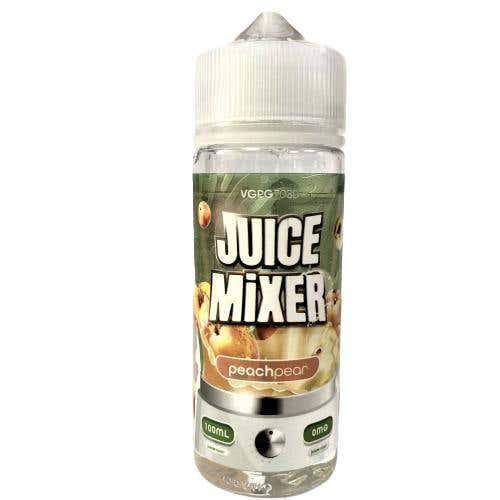 Peach Pear Shortfill by Juice Mixer
